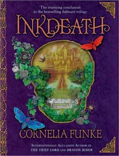 The ending of the Inkworld trilogy by Cornelia Funke.