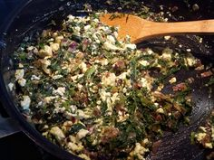 Börek med fetaost och spenat - Zeinas Kitchen
