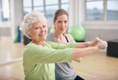 A Diet & Exercise Plan for a 60-Year-Old Woman