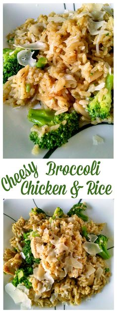 A delicious one skillet meal, this Cheesy Broccoli Chicken and Rice is hearty and full of flavor.