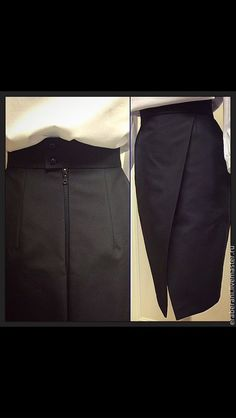 Купить Юбка карандаш с запахом - юбка в пол, юбка длинная, юбка макси, юбка на осень