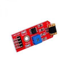 Vibration Sensor Module Arduino Raspberry Pi - Electronics in Kuwait - EVA Electronics