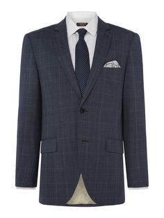 Buy: Men's Corsivo Larello Italian Wool Prince of Wales Suit Jacket, Blue for just: £161.00 House of Fraser Currently Offers: Men's Corsivo Larello Italian Wool Prince of Wales Suit Jacket, Blue from Store Category: Men > Suits & Tailoring > Suit Jackets for just: GBP161.00