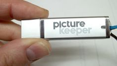 USB Picture Keeper automatically finds and copies ALL the photos on any computer