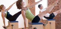 Dream Pilates equipment