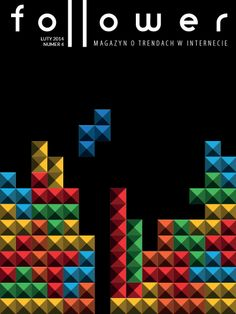 #follower #tetris #cover #geek #okładka #polska