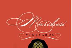 Marchesi Vineyards and Winery.  We grow our grapes with passion!  Experience Italy by visiting our boutique winery and tasting room specializing in Italian varietal.
