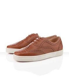 Christian Louboutin Golfito Wingtip Sneaker