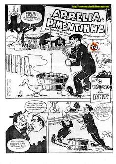 SELEÇÕES JUVENIS Nº 59 ARRELIA E PIMENTINHA -1956 EDITORA LA SELVA_3