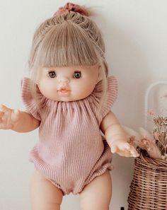 Newborn Baby Dolls, Baby Girl Dolls, Real Looking Baby Dolls, Blonde Babies, Cute Funny Babies, Doll Shop, Bear Doll, Bitty Baby, New Dolls