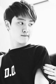 Imagem através do We Heart It #exo #kyungsoo #exo-k #exok #d.o