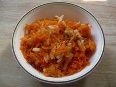 Apple Carrot Salad (Jablkovo-mrkvový Šalát)