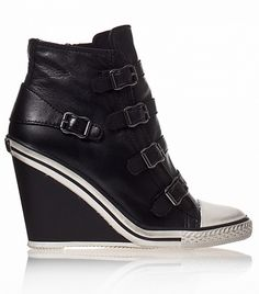 Thelma Ter Wedge Sneakers