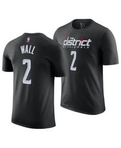 Nike Men John Wall Washington Wizards City Player T-Shirt 2018 019bfa46c