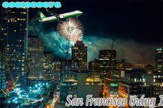 Vé máy bay đi San Francisco giá rẻ tháng 1