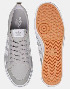 Enlarge Adidas Originals Nizza Lo Trainers