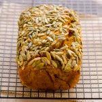 Moist Skinny Pumpkin Bread