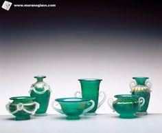 szmaragdowa kolekcja od MuranoGlass!