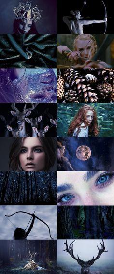 Greek Myths - Artemis Hera/ Persephone/ Athena/ Aphrodite/ Hestia/ Demeter/ Hecate/ Selene/ Eos/ Gaia/ Asteria Gods Series