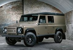 Car of the Day : Land Rover Defender XTech Special Edition