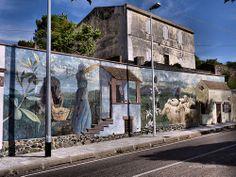 L'arte dei murales Sardegna