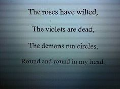 demon, grunge, and quote image