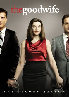The Good Wife 2nd Season Cover #TheGoodWife
