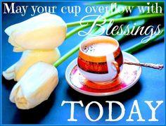 good morning good morning blessnewday