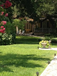 Inn on the River, Glen Rose, Texas