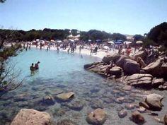 Sardegna COSTA SMERALDA Spiaggia Capriccioli