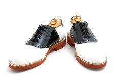 Leffot X Alden Old School Saddle Shoe  http://www.facebook.com/DressShoesandSneaker