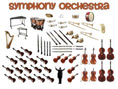FREE DOWNLOAD - Orchestra Pictures - Beth's Music Notes - More pictures!