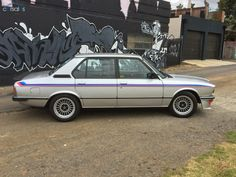1981 BMW M535i E12