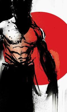 Wolverine ( X-Men ) // Marvel // Art Marvel Comics, Marvel Art, Marvel Heroes, Anime Comics, Marvel Xmen, Captain Marvel, Captain America, Comic Book Characters, Marvel Characters