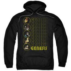 Genesis The Carpet Crawlers Hoodie