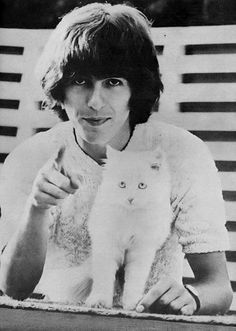 George and kitty