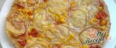 Recept Tuňáková pizza Hawaiian Pizza, Food, Essen, Meals, Yemek, Eten