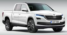 Skoda is planning to extend its vehicle lineups to ute segment. The new Skoda Pickup Truck Concept is based on the VW Amarok. Volkswagen Amarok, Auto Volkswagen, Vw Amarok, Volkswagen Group, Skoda Pickup, Vw Group, Auto News, Custom Trucks, Cool Trucks