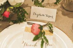 New Year's Wedding Inspiration Table - Ruffled