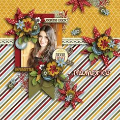 Memories by Ginger Scraps Ladies and Frozen by Southern Serenity for January Scrap Pack at Scrap Stacks http://scrapstacks.com/scrappack/scrap-pack-january-2014/