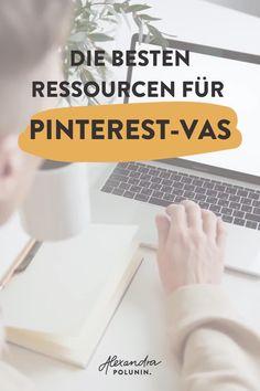 Bist du virtuelle Assistentin und unterstützt deine Kundinnen, erfolgreich auf Pinterest zu starten oder beim monatlichen Pinnen? Dann habe ich was für dich! In meinem Blogartikel stelle ich dir meine Tool Tipps, die technische Ausrüstung, aber auch Bücher und vieles mehr vor, dass dir die Arbeit mit deinen Kunden erleichtert. Aber auch die dich im Business weiter voranbringen. Lies gleich mal rein. Virtuelle Assistentin werden | Online Business aufbauen | Pinterest Tipps #alexandrapolunin