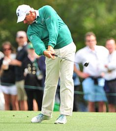 Fred Couples at Augusta