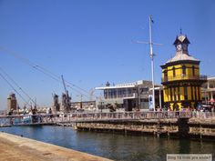 Clock Tower - V&A Waterfront, Cidade do Cabo