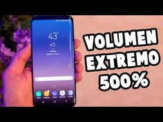 Como Aumentar el Volumen de Cualquier Android 2018 - YouTube