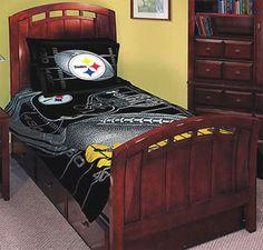Steelers Bedroom Ideas pittsburgh+steelers+theme+bedroom+ideas | the steeler room - boys