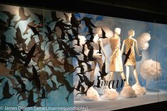 Retail Window Displays: Holt Renfrew