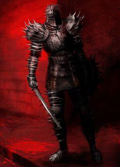 Dark Souls - Knight Kirk