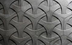 concrete tile by Daniel Ogassian