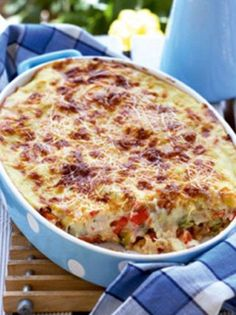 You searched for ΣΟΥΦΛΕ - Daddy-Cool. Casserole Recipes, Pasta Recipes, Chicken Recipes, Cookbook Recipes, Cooking Recipes, Healthy Recipes, Delicious Recipes, Food Dishes, Pasta Dishes