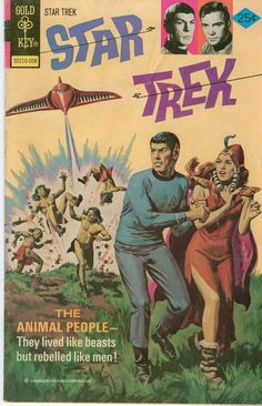 1975 Vintage Star Trek Comic. Unfortunately, I'm old enough to have bought these when they were new.
